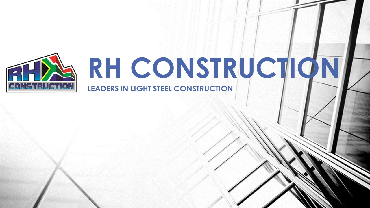 RH CONSTRUCTION FRONT PAGE